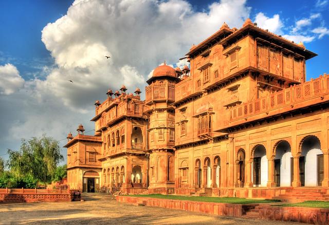 Bikaner IND - Junagarh Fort 02