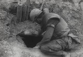 North Vietnamese Bunker, 1969