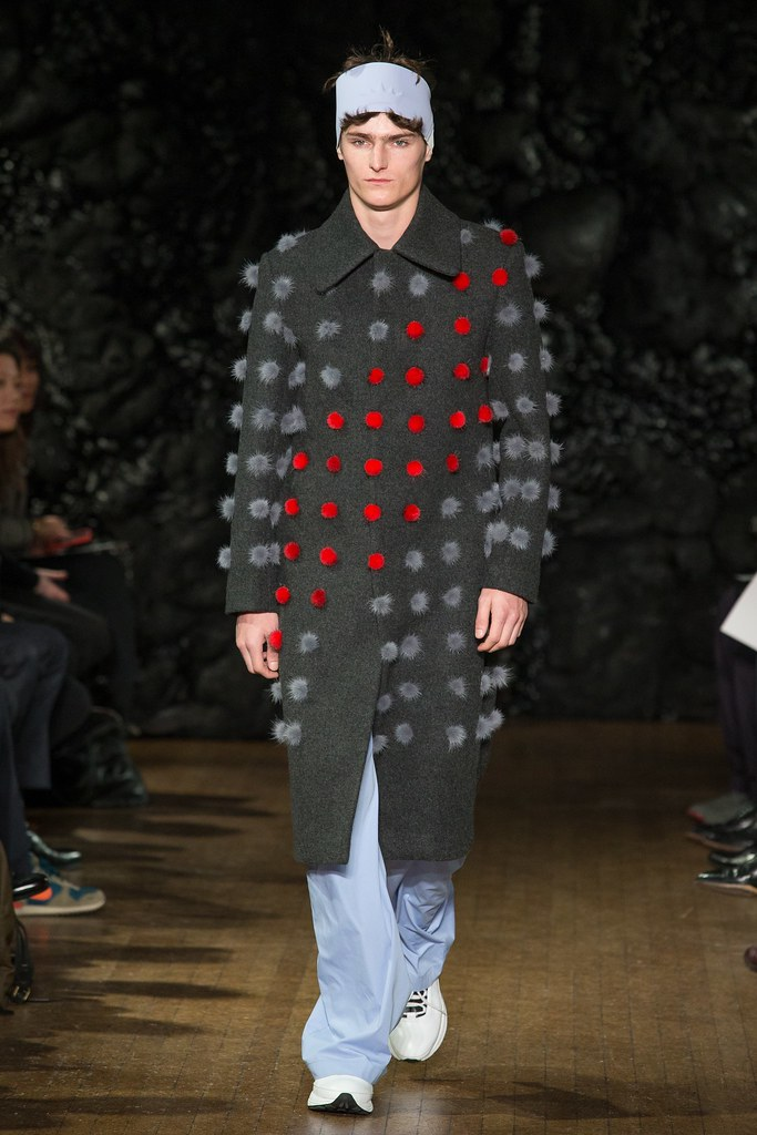 FW14 London Xander Zhou036_Alexander Beck(VOGUE)
