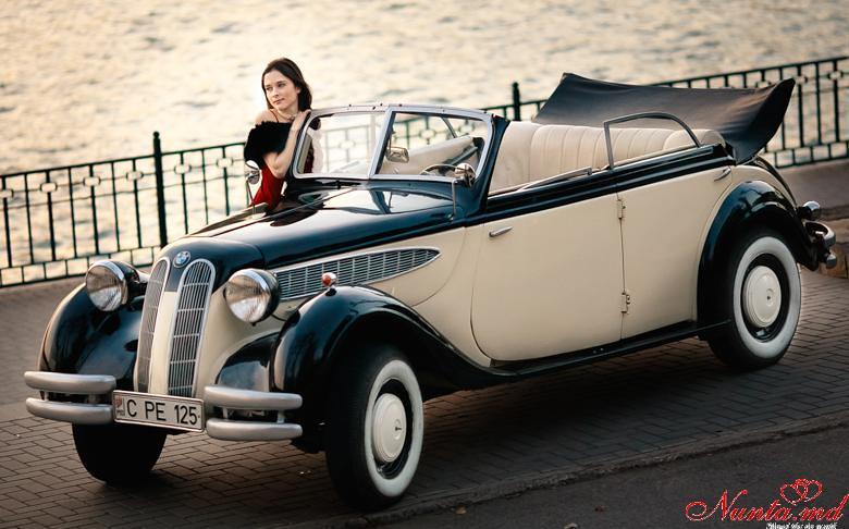 """БМВ 326 """"Дух Тридцатых"""" кабриолет 1939 > Фото из галереи `Главная`"""