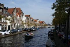 Gracht bij de Oude Rijn