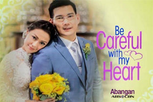 Be Careful With My Heart - Apr 24, 2014