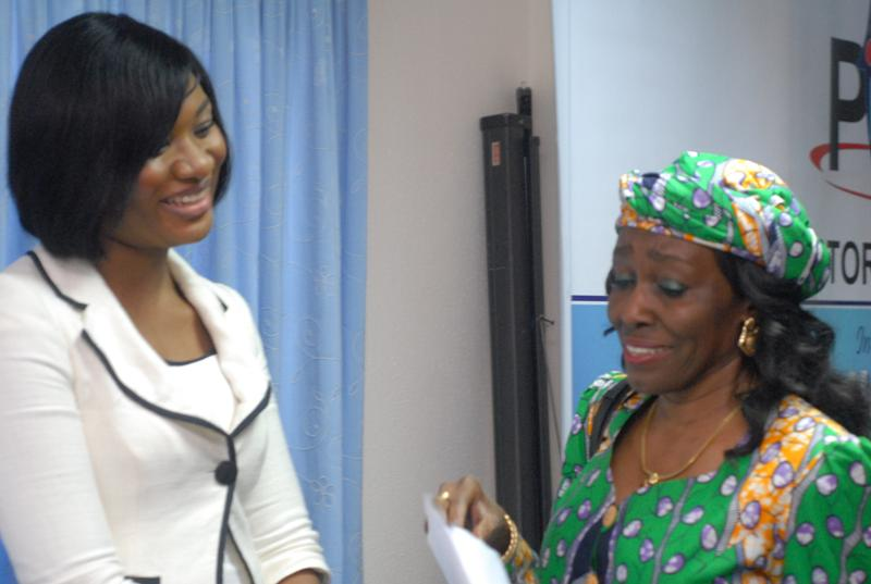 Sandra Ankobiah chosen as Coordinator for Legal Advocacy Foundation
