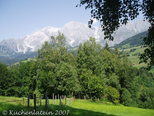 Kräuterwanderung in Mühlbach Aussicht 002