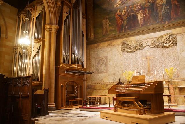 Manton Memorial Organ