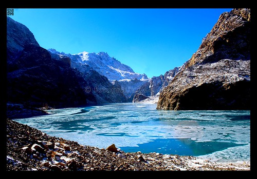 Attabad Lake Gulmit Gojal by Dee Jay!