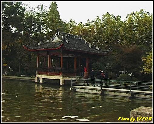 杭州 西湖 (其他景點) - 171 (白堤上的西湖十景之 平湖秋月)