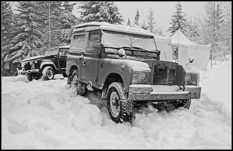 Land Rover Series-II