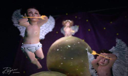 ROQUAI's little Cupids - No Hear