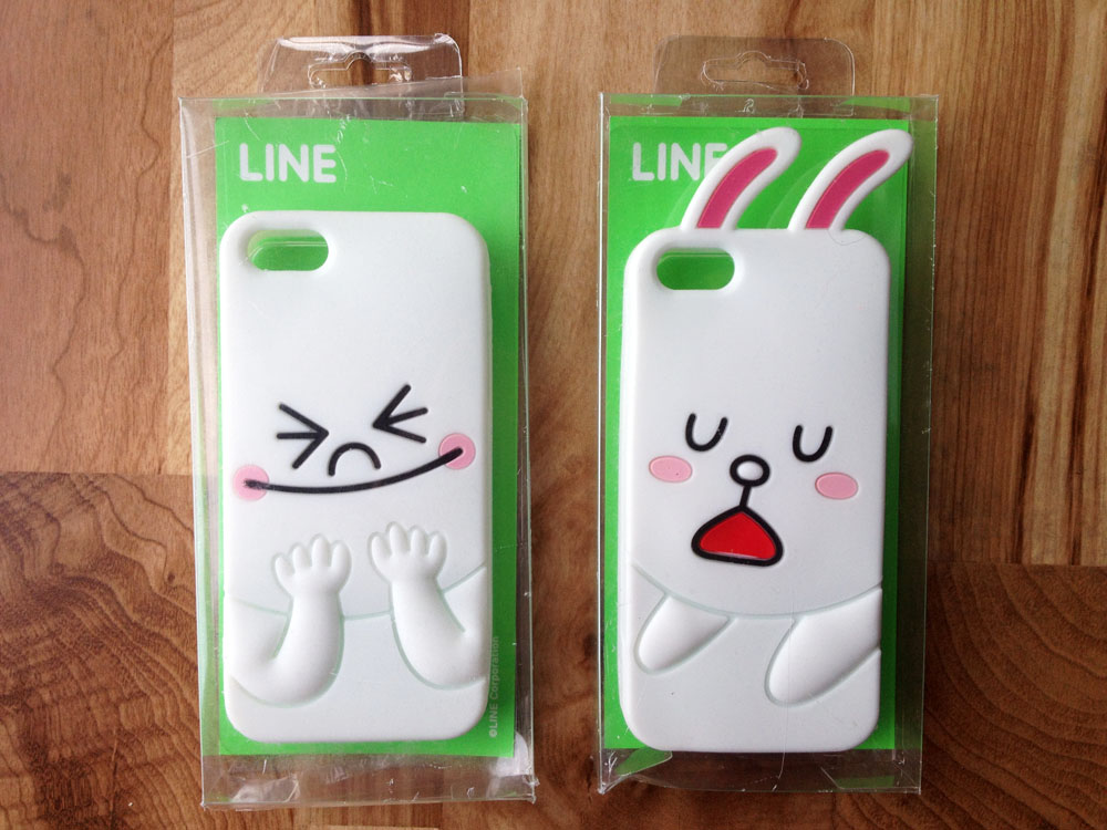 LINE iPhone cases