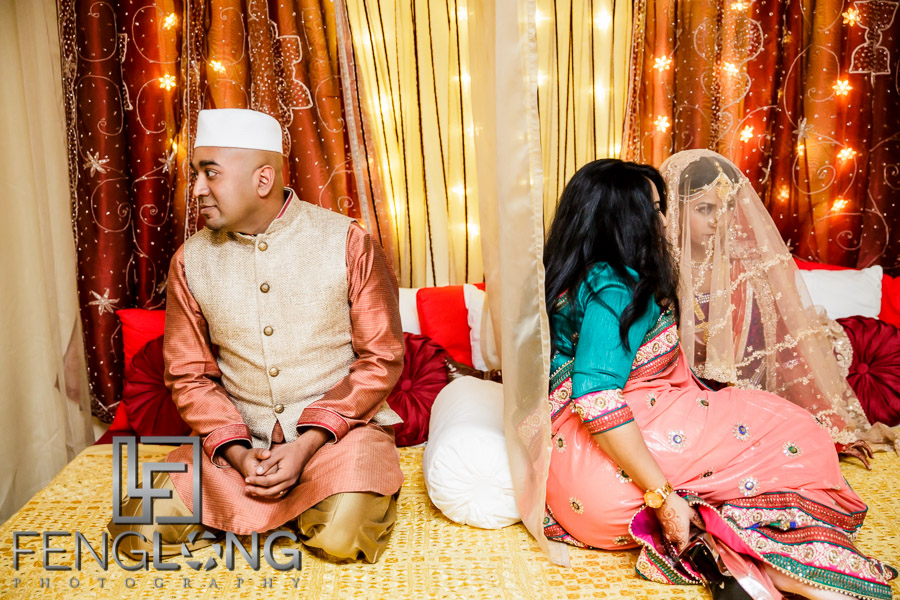 Serena & Saifur's Nikkah | Poona Indian Restaurant | Atlanta Bengali Muslim Wedding Photographer