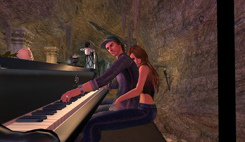 Gina Cran Dual Stream at Shay's Rock House by CranstonYordstorm