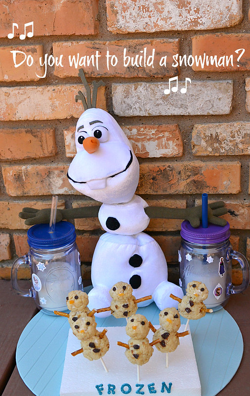 Do You Want to Build a Snowman? #shop