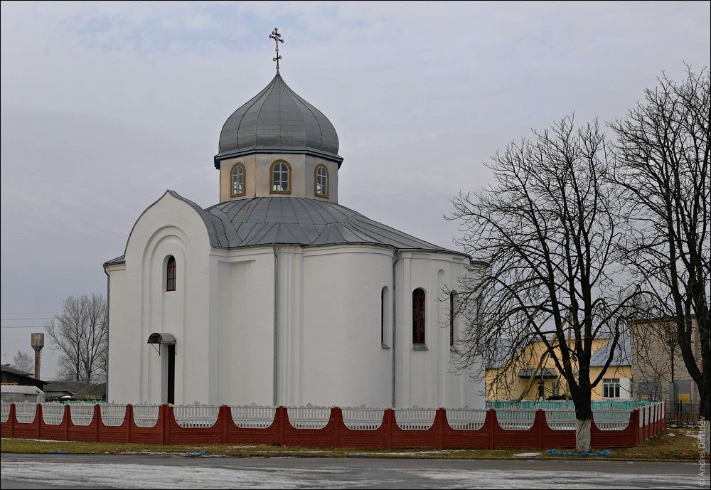Крошин, Церковь св. Пантелеймона
