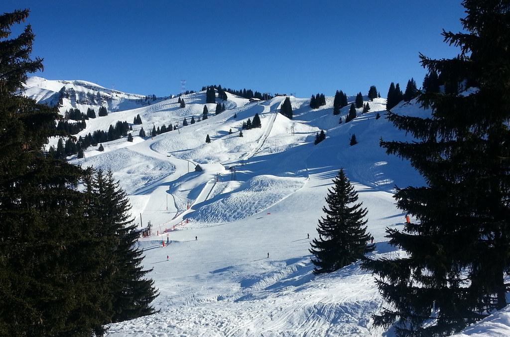 grand massif francia
