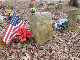 Troop's Grave