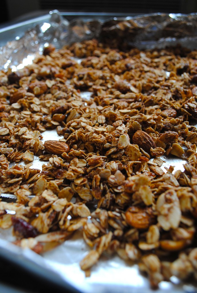 Baked granola 2