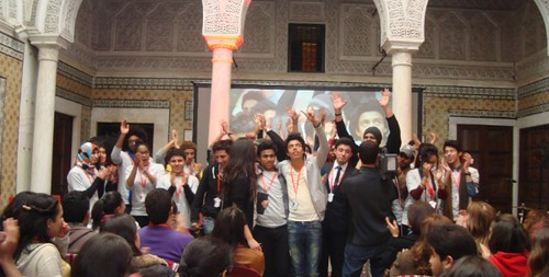 Students at Historic Tunis High School Organize TedX Event