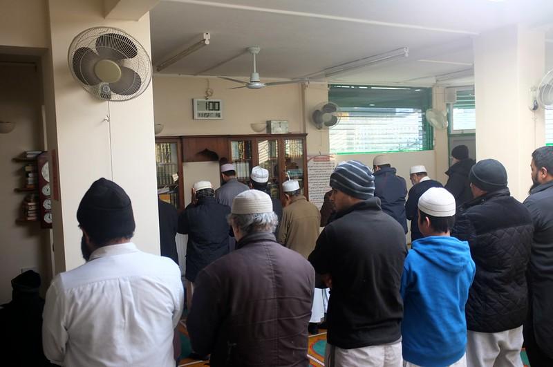 Masjid Gants Hill 2