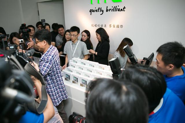 [首賣會] HTC ONE (M8) 打造旗艦新紀元 台灣領先全亞洲魅力登場 @3C 達人廖阿輝
