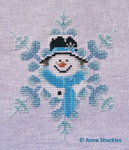 Blackberry Lane Designs-Frosty Blue