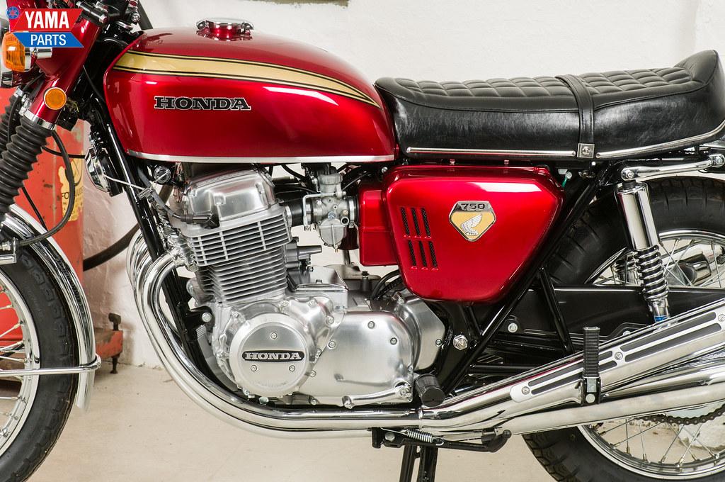 Honda CB750 Sandcast 1969 40 O A Stylefont Size08