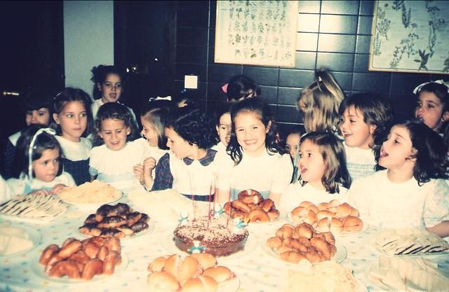 Cumpleaños Monicositas