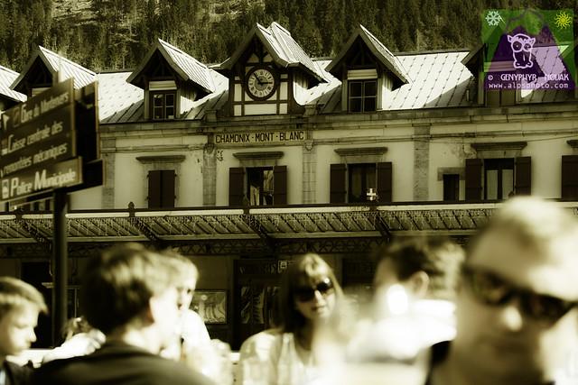 SNCF Chamonix