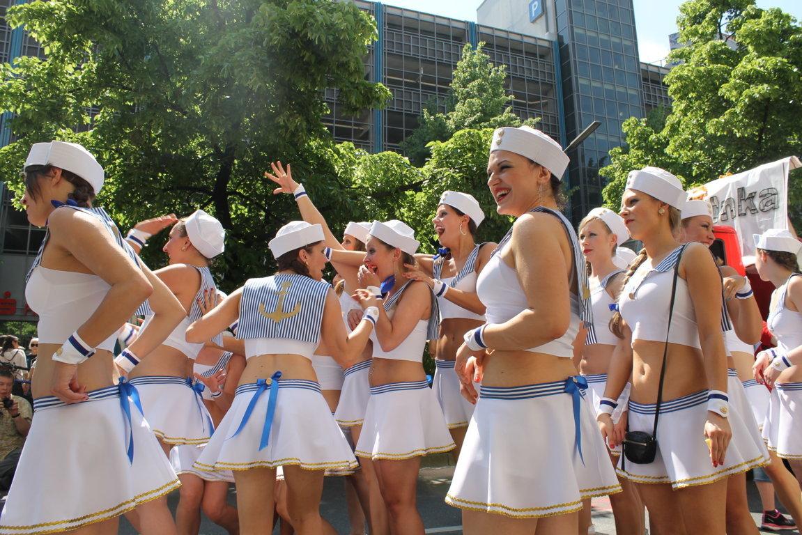 карнавал культур в Берлине