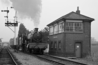 Dinmore Manor leaves Toddington