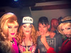 Last Friday with @petervanvught, @jodieharsh and Thijs from the G-Team last friday. Love them girlz! <3