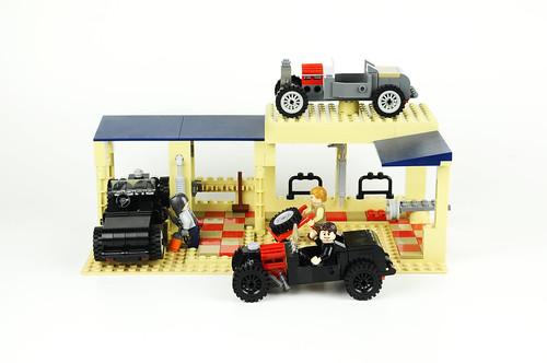 Hot Rod Garage_WIP
