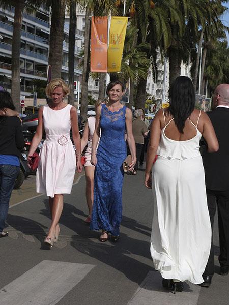 trois robes