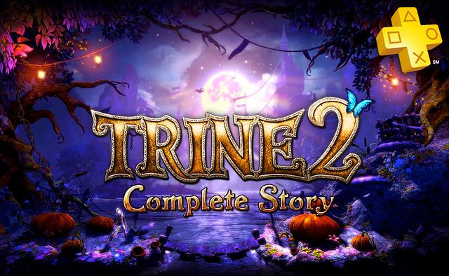 Plus - Trine 2