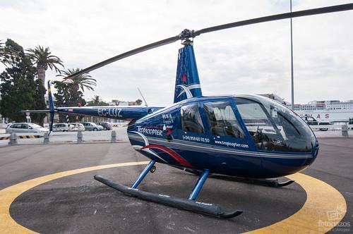 La experiencia de volar en Tropicopter por la Costa Tropical de Granada