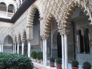 Sevilla tiene también un sabor especial para los eventos (Foto Elena M.).