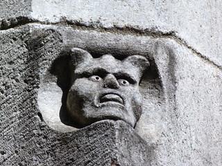 Detalle del Palacio da Pena (Sintra, Portugal)