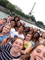 On the Seine 062615