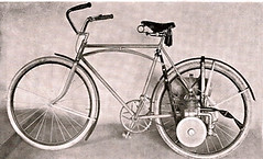 Dayton Motor Bicycle