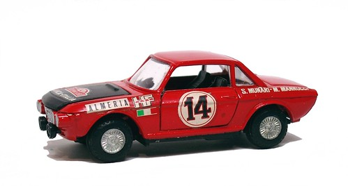 08 Mercury Lancia Fulvia Montecarlo 1972