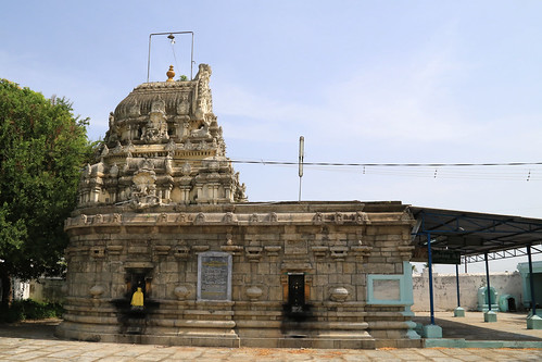 Shiva shrine