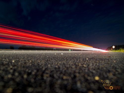 longexposure blue light red summer sky usa cars beautiful car night pen dark photography us amazing nice md pretty view unitedstates floor bright pov low maryland ground olympus pointofview trail lighttrails ridgely unitedstate epl1