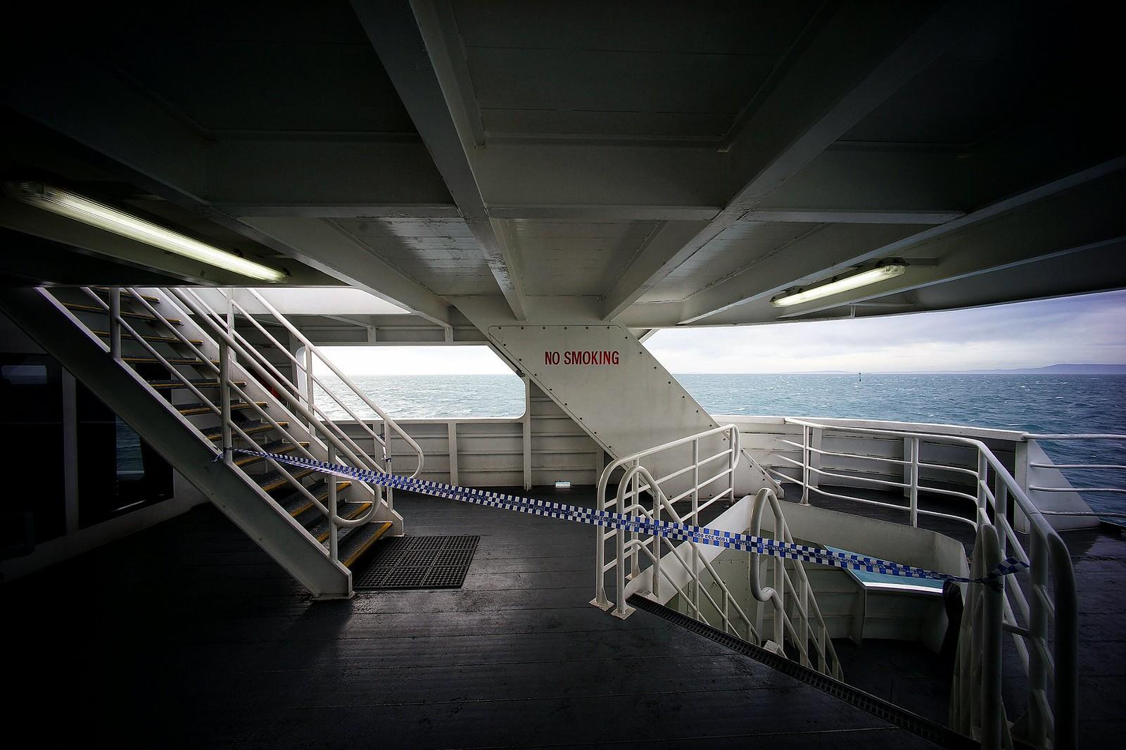 Ferry Exterior 2