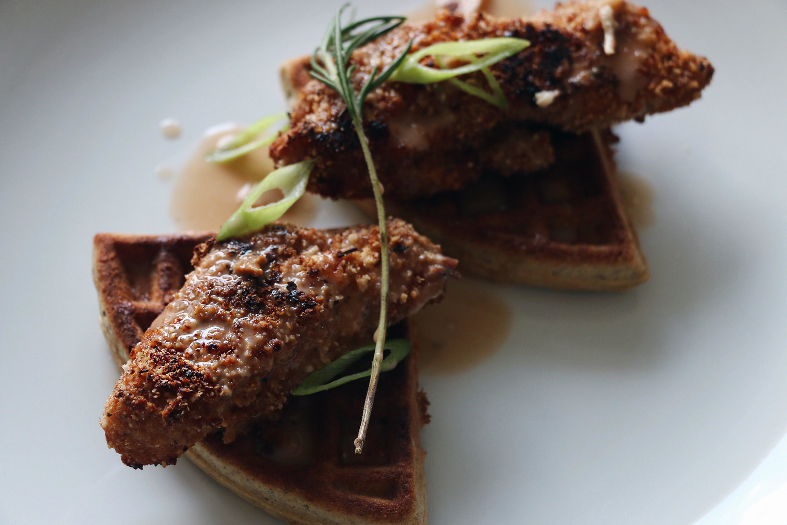 chicken & waffles 5