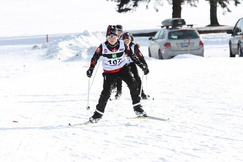 Kanata Nordic 2017 Preztel Race