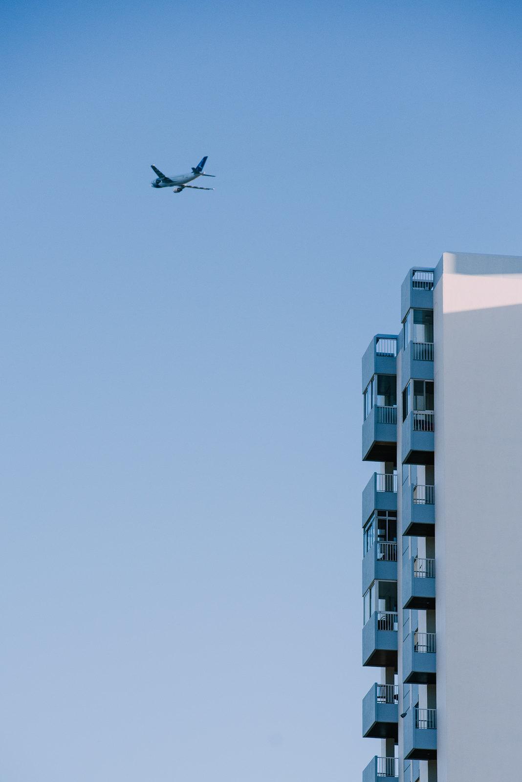 Repülők Ponta Delgadaban