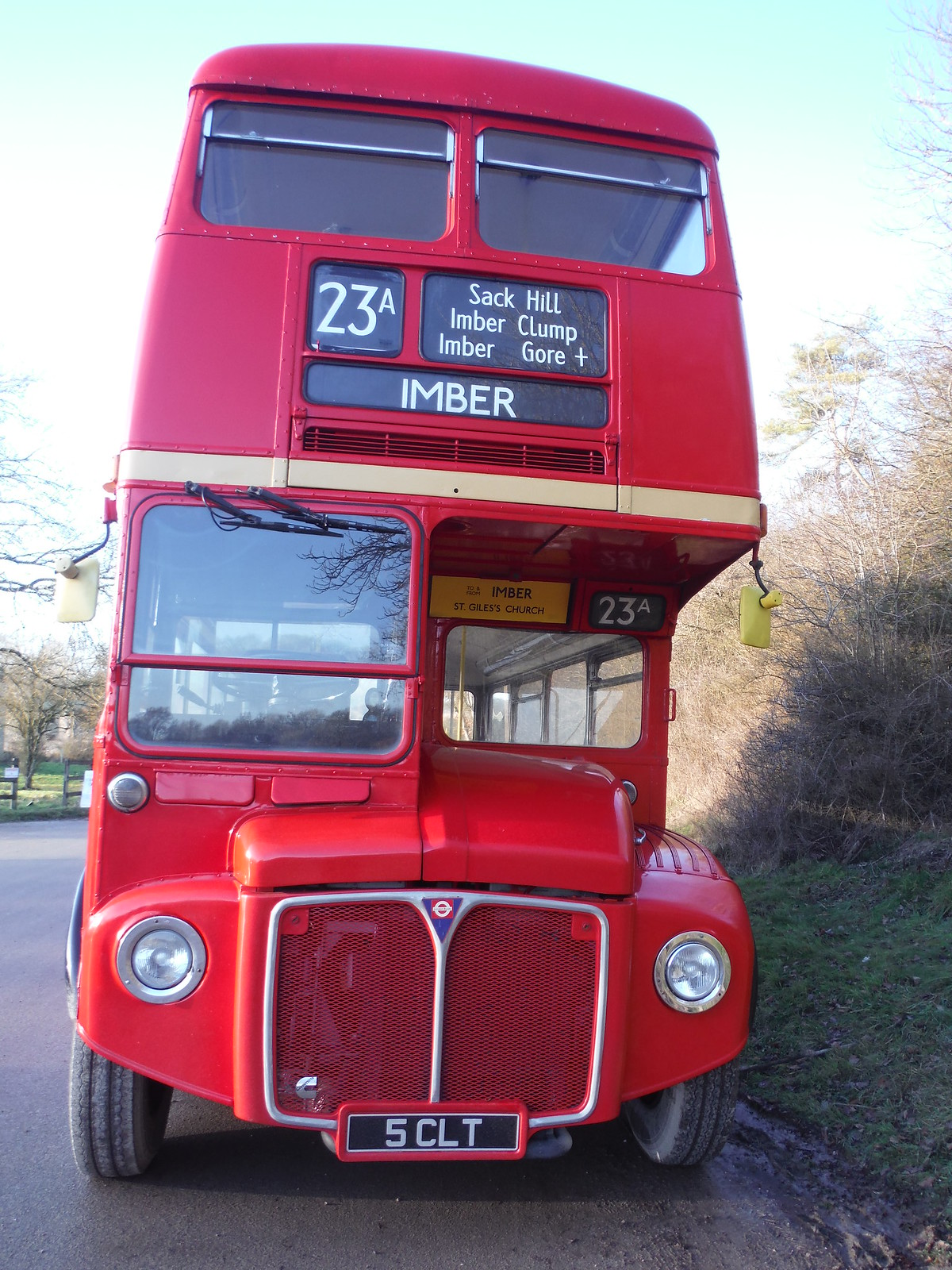 Warminster - Imber Shuttle Bus SWC Walk 286 Westbury to Warminster (via Imber Range)