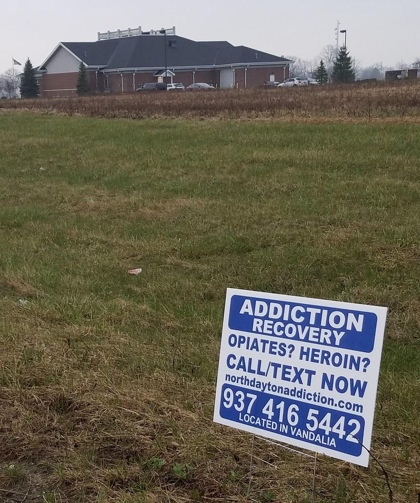 Sign located near Eaton Municipal Court in Preble County