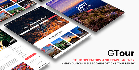 Grand Tour WordPress Theme free download