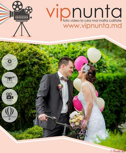 WWW.VIPNUNTA.MD > Супер акция на 2016 год от VIPNUNTA. Каждая пара получит съемки с дронa бесплатно!